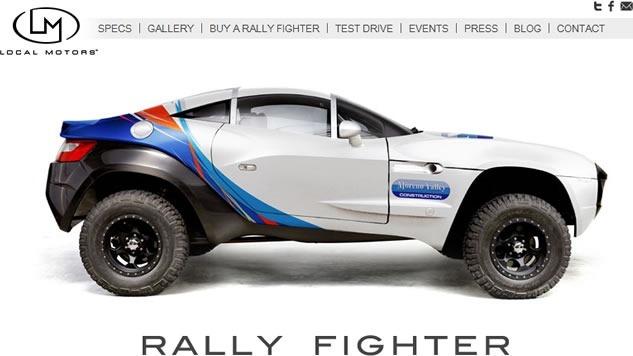 rallyfighter